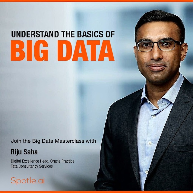 Masterclass - The Basics of Big Data