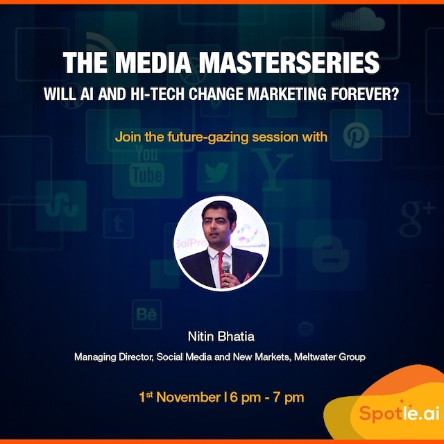 The Media Masterseries - The Future Of Martech