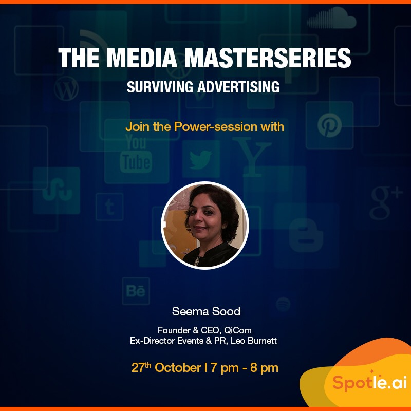 The Media Masterseries - Surviving Advertising