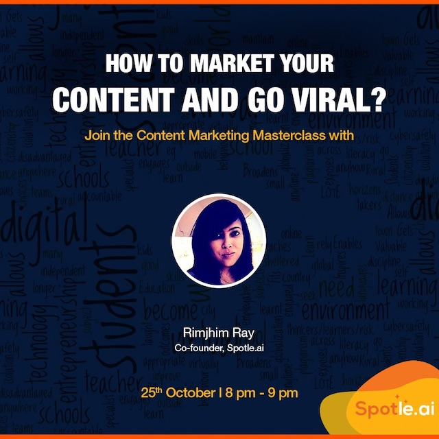 Masterclass - Fundamentals of Content Marketing