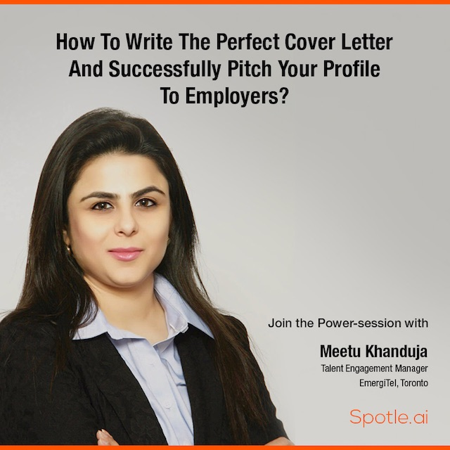 Career series - The art of writing cover letters