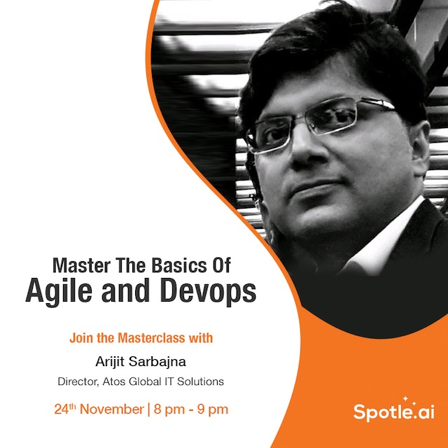 Masterclass - Agile and Devops