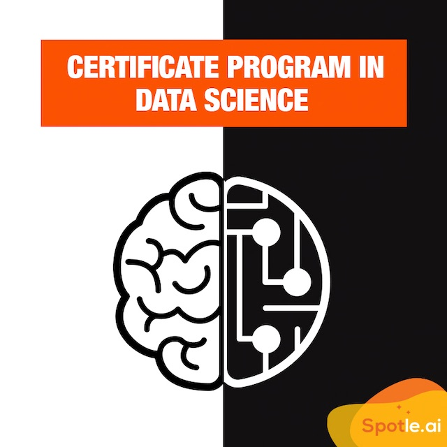 Certificate Mastercalss In Data Science