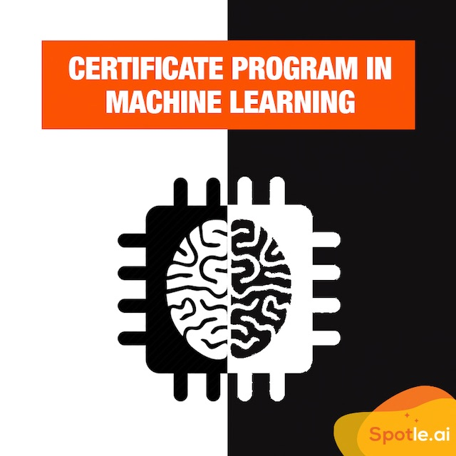 Certificate Masterclass In Machine Learning