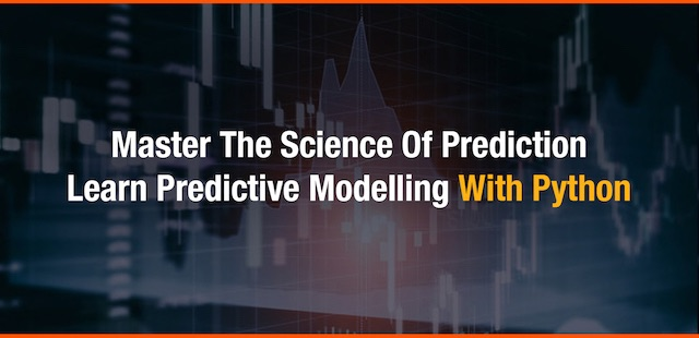 Certificate Masterclass In Predictive Modelling With Python