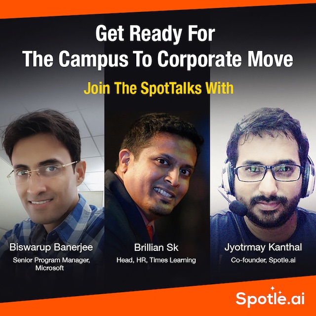 How To Ace The Campus To Corporate Move