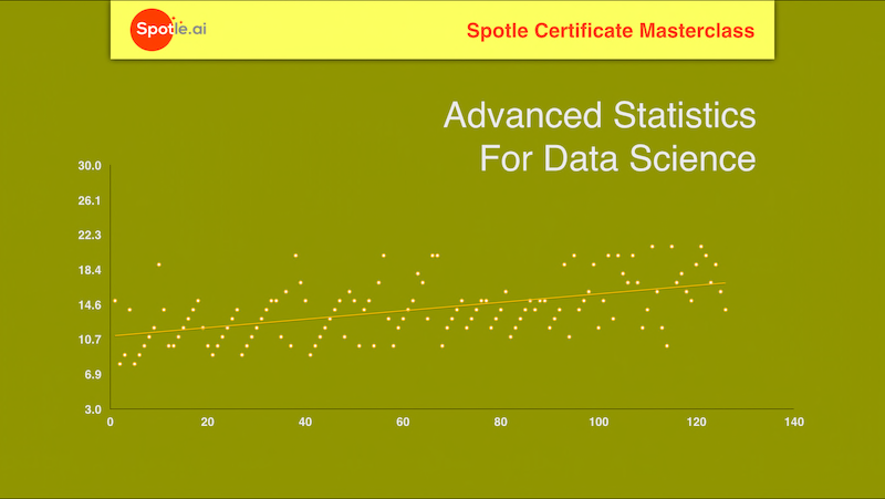 Advanced Statistics For Data Science With Python