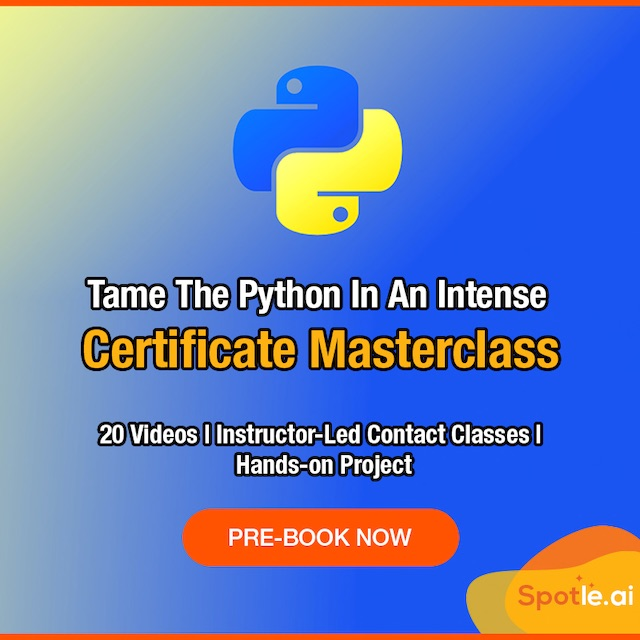 Coding Bootcamp - The Complete Python Fundamentals