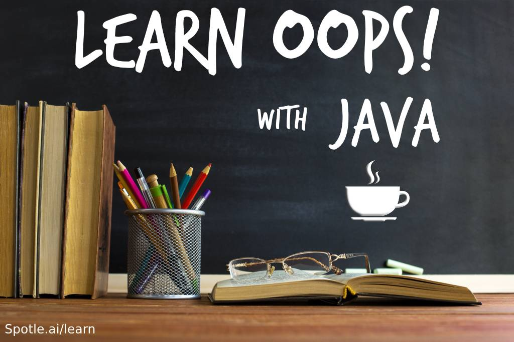 Code Bootcamp - Object Oriented Programming With Java